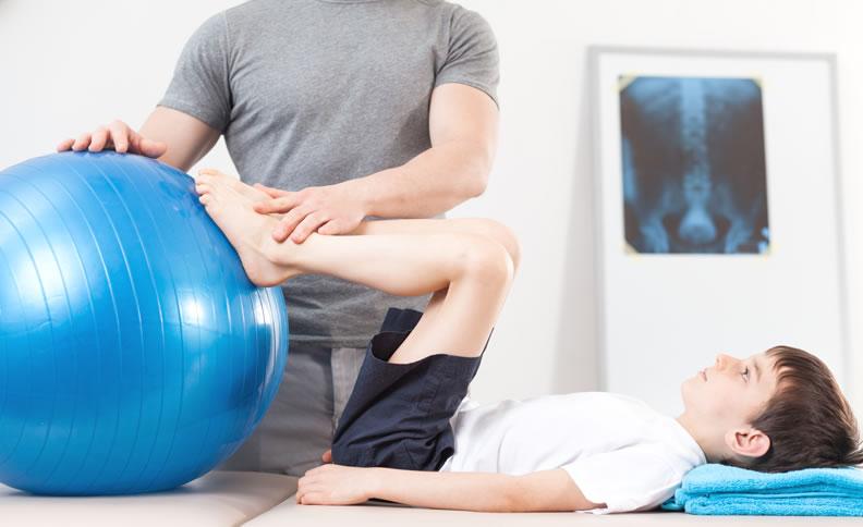 Fisioterapia infantil, Centro Médico Mi Salud