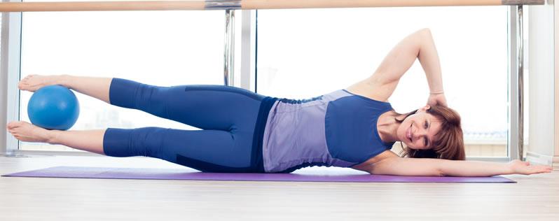 ¿Conoces los beneficios del pilates terapéutico?