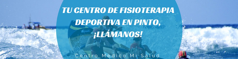 Contacta con tu fisioterapeuta deportivo, Centro Médico mi salud