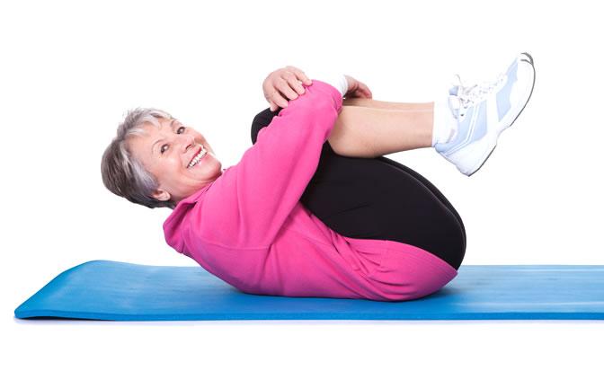 Clases de pilates gente mayor, Centro Médico Mi salud
