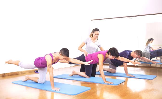 Clases de pilates en Pinto, Centro Médico mi salud