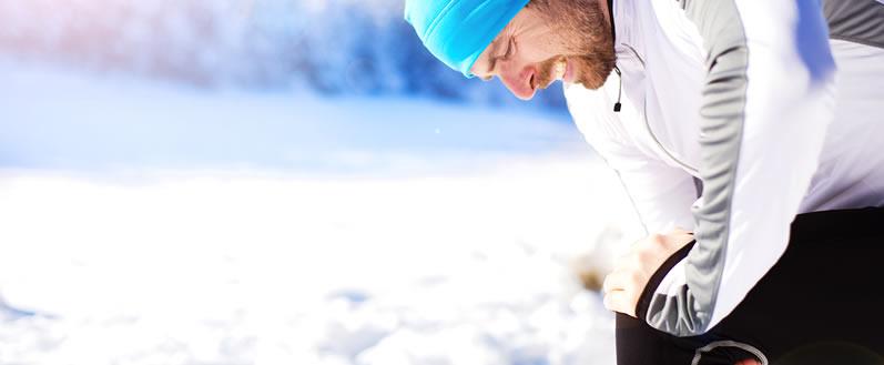 ¿Afecta el frío a los dolores musculares?