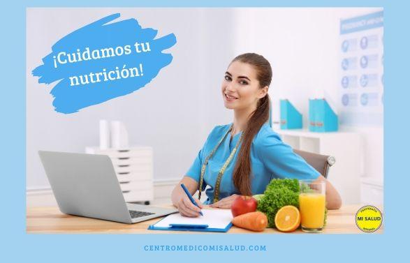 Nutricionista Pinto, Centro médico mi salud