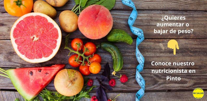 nutricion y salud pinto, Centro médico pinto