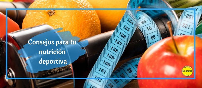 nutrición deportiva, Centro médico mi Salud