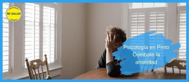 Psicología en pinto contra la ansiedad